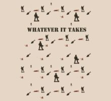 WHATEVER IT TAKES by Caroline Brennan