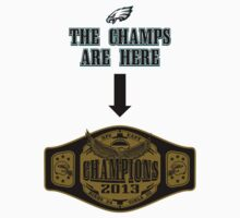 NFC East Champs Are Here! by Joe Dugan