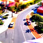 Bunbury Lookout - Tilt Shift by Craig Shillington
