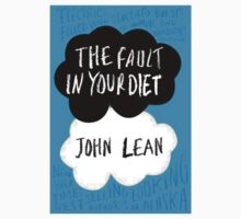 The Fault in Your Diet by blklk