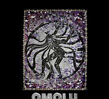 Omolu, Orixa of sickness and health by Ginga & Helen Dos Santos