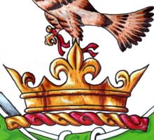 Clan Drummond Scottish Crest Sticker