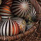 Bronze And Basket.  by Todd Rollins