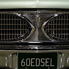 1960 EDSEL.  by Todd Rollins
