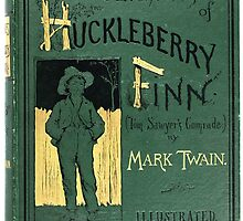 Huck Finn by Kyle Willis