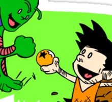 There're DragonBalls Everywhere Sticker