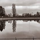 Volunteer Park Reservoir by Tom Vaughan