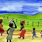 """Wait for us!""  by Elizabeth Kendall"