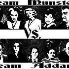 Munsters/Addams by Rockyrock