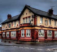 Masons Arms by Andrew Pounder