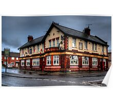 Masons Arms Poster