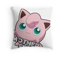 Jigglypuff - Slap Slap MF'er Throw Pillow