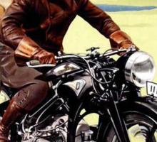 Zundapp Motorcycles Sticker