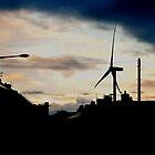 Blyth Skyline by Andrew Pounder