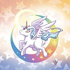 Chibi Pegasus Helios by MakoFufu
