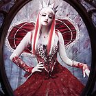 Queen of hearts by 1chick1