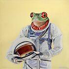 Frog Mission by catshrine