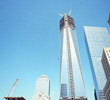Building Freedom  by Skymall007