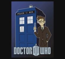 Doctor Who Animated by TheDorkKnight