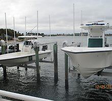 Boat Patrol(Sheriff) by Eric Sanford