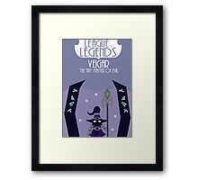League of legends - Veigar the tiny master of evil Framed Print