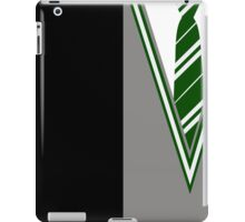 slytherin robes iPad Case/Skin