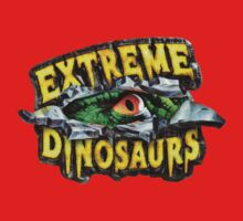Extreme Dinosaurs - Logo by DGArt