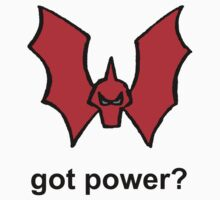 Got Power - She-Ra Horde Solid Logo - Black Font by DGArt
