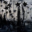black star parade by glennbrady