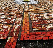 The Labyrinth of St Luke's   by PictureNZ