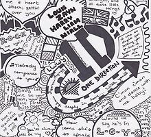 TMH - One Direction by Drawingsbymaci