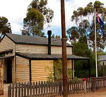 Australian Heritage School by jwwallace