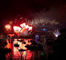 new year's eve 2014 of sydney - 4 by houenying