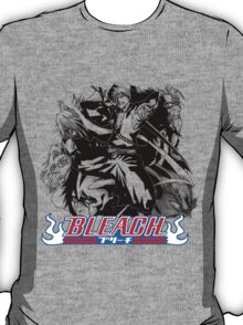 Bleach Ichigo and Espadas Low Cost HQ T-Shirt