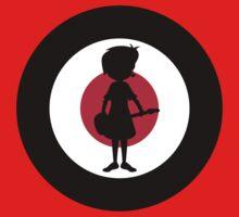 Mod Girl On Target Kids Clothes