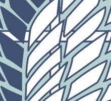 Shingeki no Kyojin Survey Corps Logo / Symbol Sticker