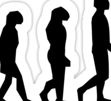 Boxing Evolution Sticker