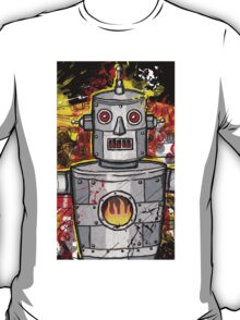The Tin Man of the Apocalypse! T-Shirt