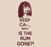 Why is the Rum Gone? by BSRs