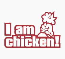 I_am_chicken! by auraclover