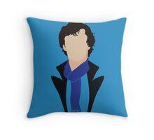 1 Sherlock Holmes Throw Pillow