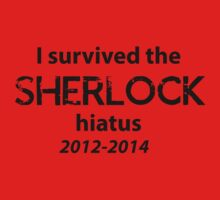 I survived the Sherlock hiatus! by MonaLisa214