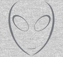 Alien 11 Grey Kids Clothes