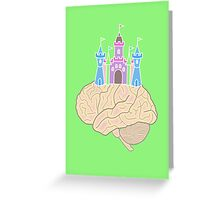 Mind Palace.  Greeting Card