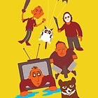 Horror Movies, Internet Cats & Impractical Jokers by ASCreative