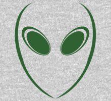 Alien 3 Green Kids Clothes