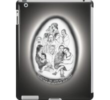 NYC-Faces on the morning train into Grand Central * iPad Case/Skin