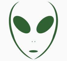 Alien 16 Green Kids Clothes