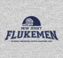 New Jersey Flukemen (Blue) by ASCreative