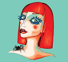 Arachnophobia by Sam Pea